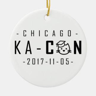 KA-Con Christmas Ornament