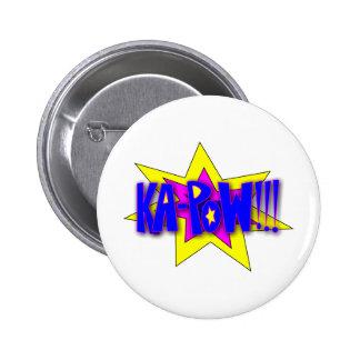 Ka-Pow!!! Pins
