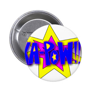 KA-PoW Pinback Buttons
