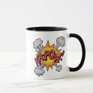 Ka Pow! Cartoon Mug
