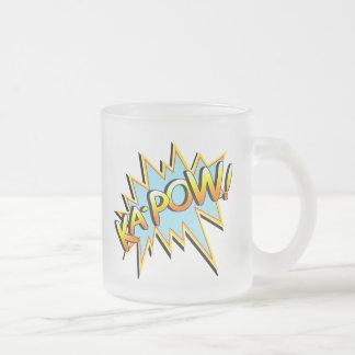 Ka-Pow Coffee Mug