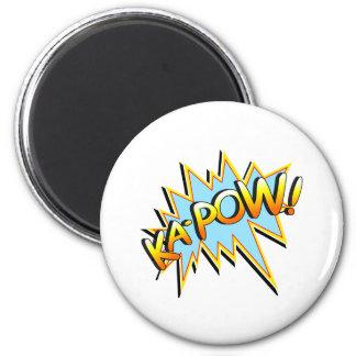 Ka-Pow Magnet