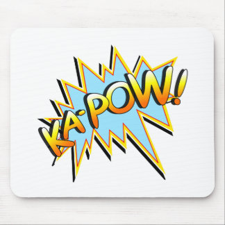Ka-Pow Mouse Pad