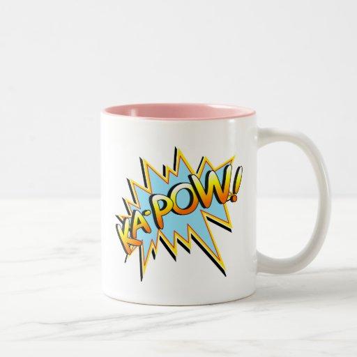 Ka-Pow Mugs