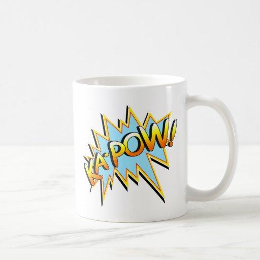 Ka-Pow Coffee Mugs
