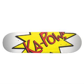 Ka Pow Skateboard
