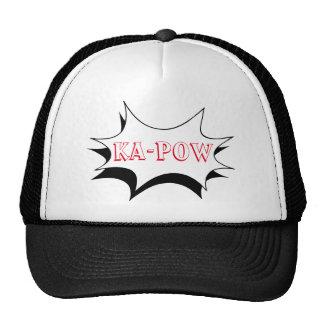 Ka-Pow starburst Cap