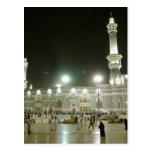 Kaaba Kaba Mekka Mecca Islam Allah Moslem Muslim Postkarten