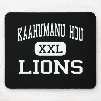 Kaahumanu Hou - Lions - High - Kahului Hawaii Mouse Mats