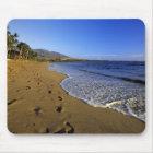 Kaanapali beach, Maui, Hawaii, USA Mouse Mat
