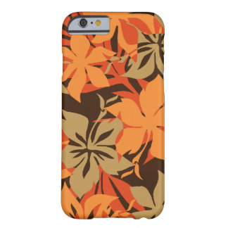 Kaanapali Camo Hawaiian Hibiscus Barely There iPhone 6 Case
