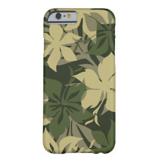 Kaanapali Camo Hawaiian Hibiscus Barely There iPhone 6 Case