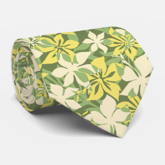 Kaanapali Camo Hawaiian Neckties