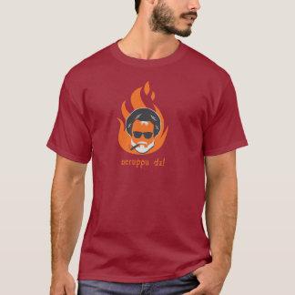 """Kabali Rajini """"neruppu da"""" t-shirt"""