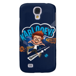 Kablooey Galaxy S4 Case