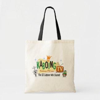 KaboingTV Budget Tote Budget Tote Bag