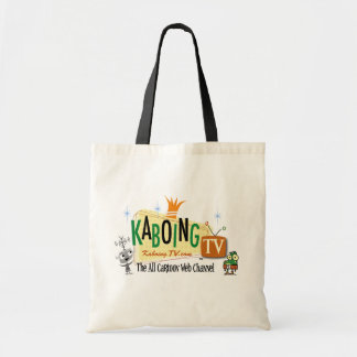 KaboingTV Budget Tote Bags