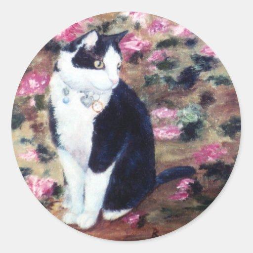 Kaboodles Cat Sticker