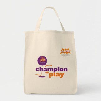 KaBOOM! Champion of Play Grocery Tote Bag