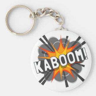 KABOOM! KEYCHAIN