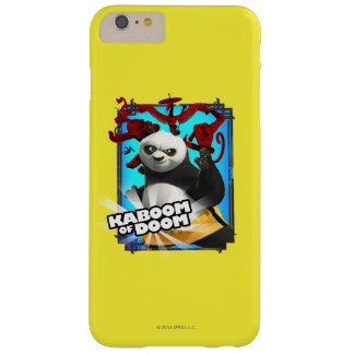 Kaboom of Doom Barely There iPhone 6 Plus Case