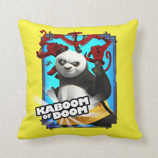 Kaboom of Doom Cushion
