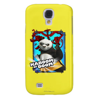Kaboom of Doom Galaxy S4 Case