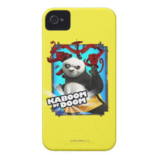 Kaboom of Doom iPhone 4 Case