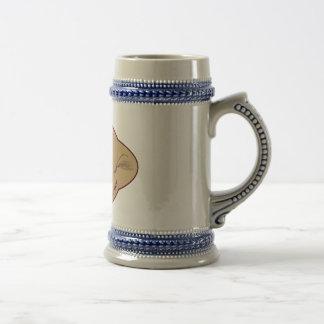 Kabouter Brau Stein Coffee Mugs