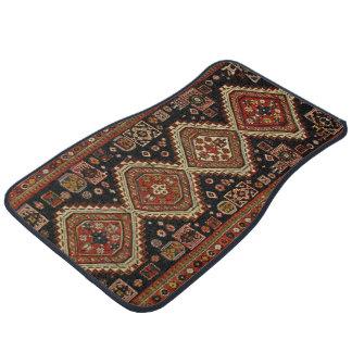 Kabristan carpet design car mat