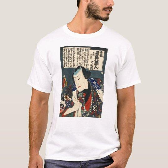 Kabuki Actor by Kunisada Utagawa T-Shirt