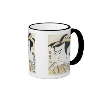 Kabuki Actor Ono Matsusuke I, 1799 Mugs & Steins