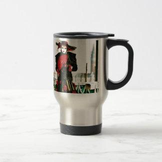 Kabuki Geisha Design Coffee Mug