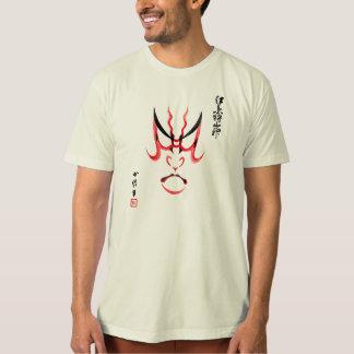 Kabuki Hero Makeup, Kumadori T-Shirt