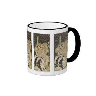 Kabuki Theater Print Mugs and Steins
