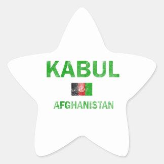 Kabul Afghanistan Designs Sticker