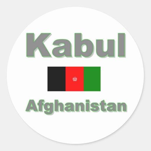 Kabul Stickers