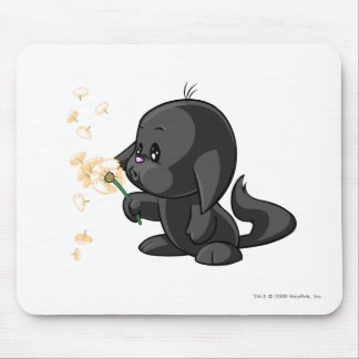 Kacheek Shadow Mouse Pad