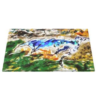 Kacirabrus Canvas Print