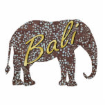 Kade Batik Elephant Magnet