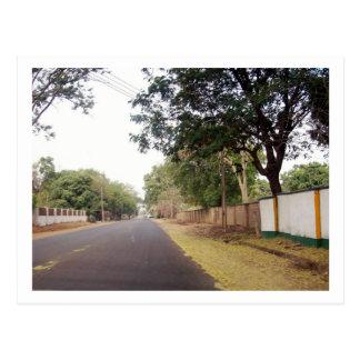 Kaduna Suburb Post Card