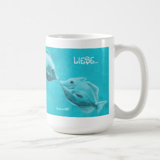 """Kaffee-/Teebecher """"Liebe"""" Kaffeetassen"""