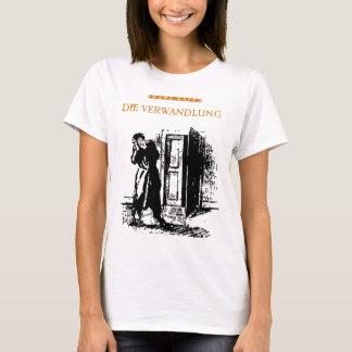kafka white T-Shirt