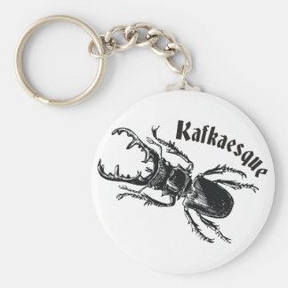 Kafkaesque Key Ring