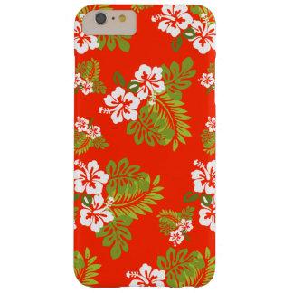Kahakai Tropical Print Barely There iPhone 6 Plus Case