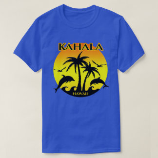 Kahala, Hawaii Dolphins T-Shirt