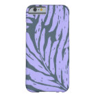 Kahanu Garden Hawaiian Palm Leaves Barely There iPhone 6 Case