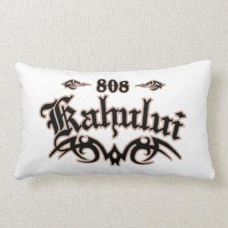 Kahului 808 throw pillow