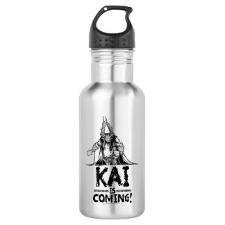 Kai is Coming! 532 Ml Water Bottle