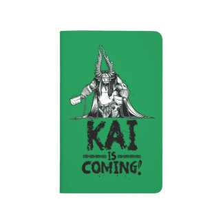 Kai is Coming! Journal